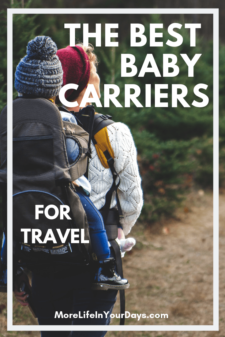 The Best Baby Carriers for Travel