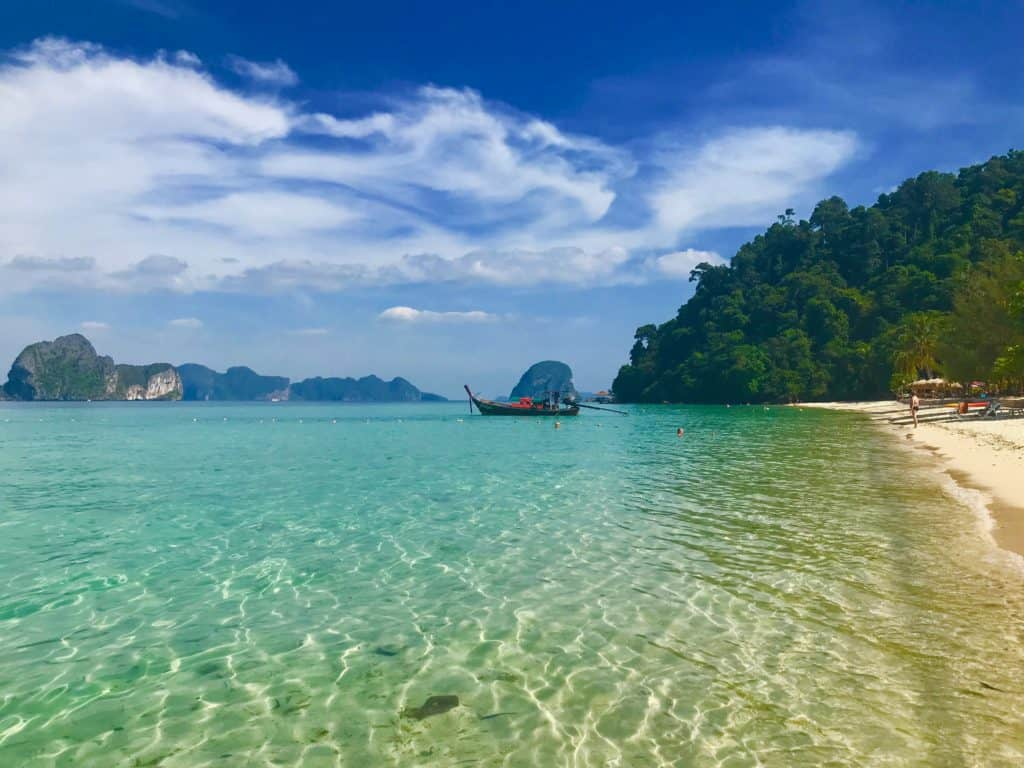 Guide to Koh Ngai Main Beach