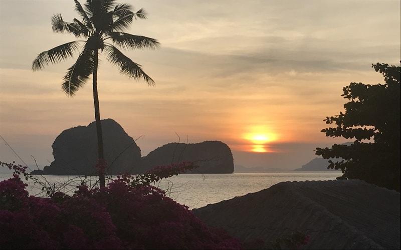 Koh Ngai Sunrise