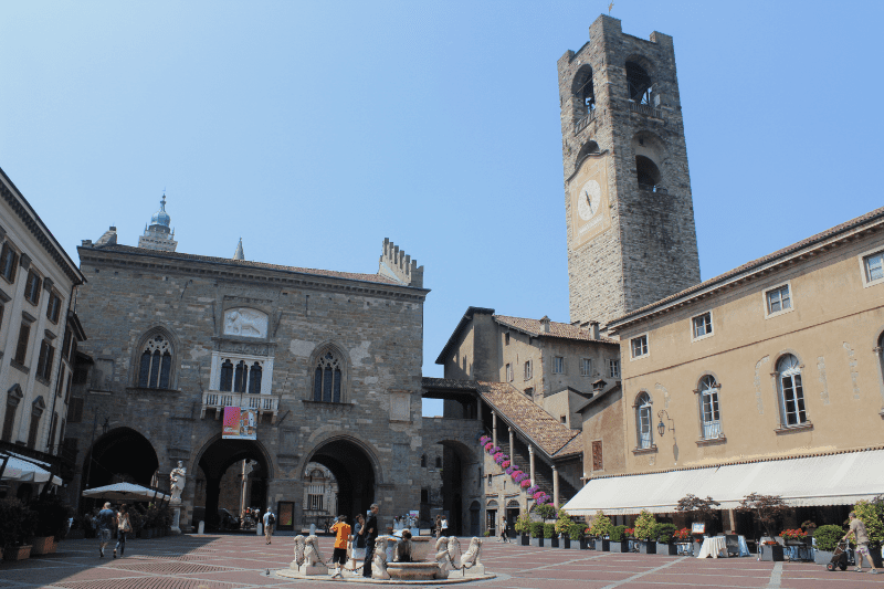 The Best Things to do in Bergamo
