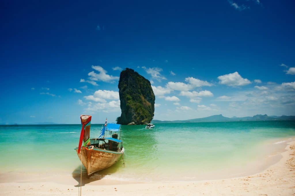 Travel to Thailand with a Baby