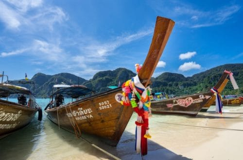 10 Things You Need to Take to Thailand for a Baby or Toddler