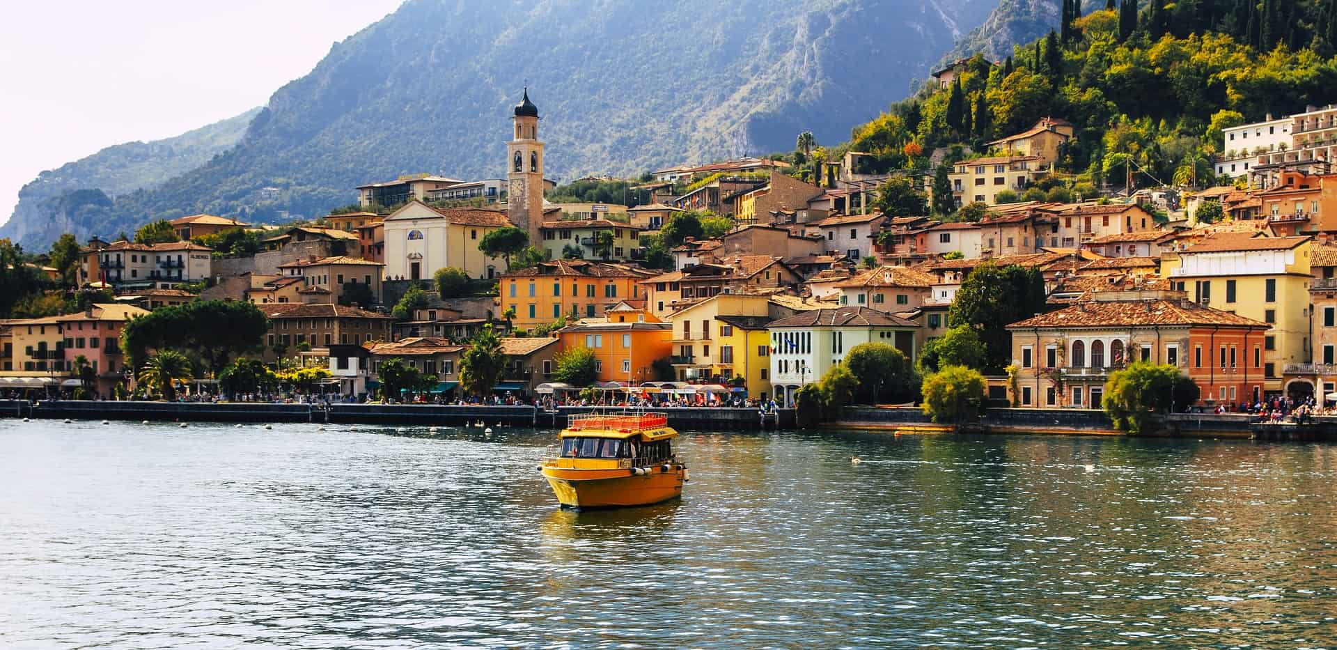 The Best Things to do at Lake Garda