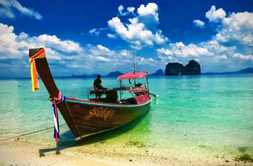 Guide to Koh Ngai Thailand