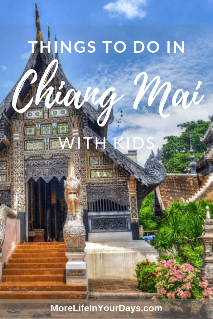 Chiang Mai with Kids Temple