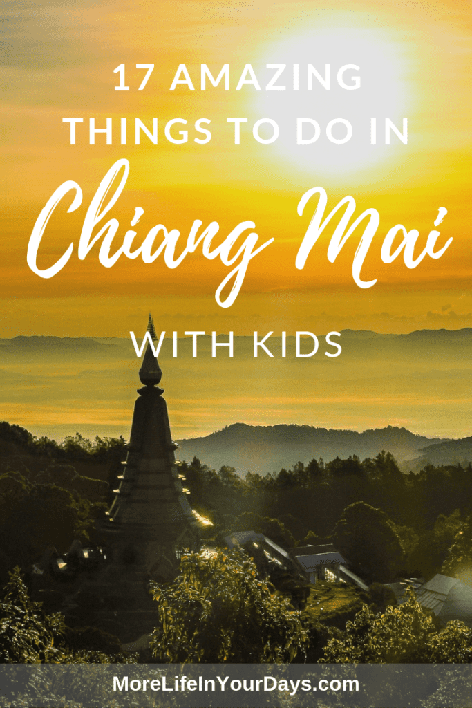 Chiang Mai with Kids Doi Inthanon