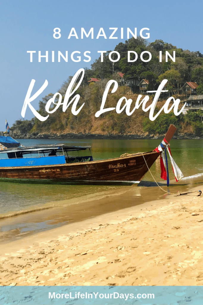 Amazing things to do in Koh Lanta