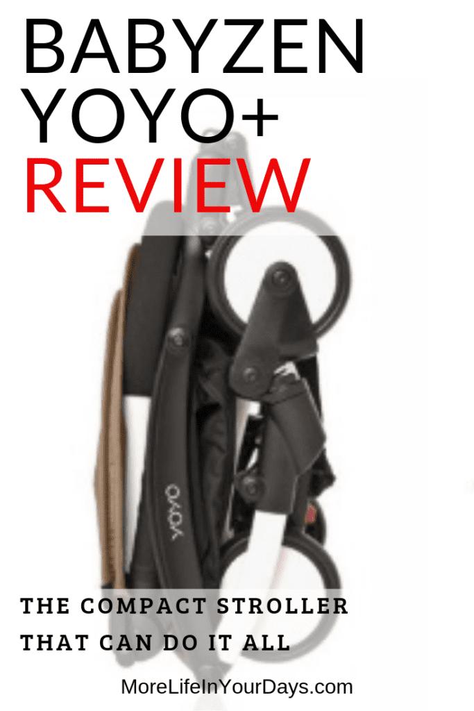 Babyzen Yoyo Review Pin