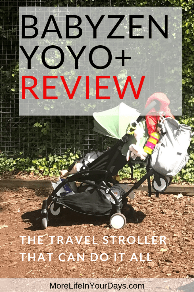 Babyzen Yoyo Review The Compact Stroller That Can Do It All