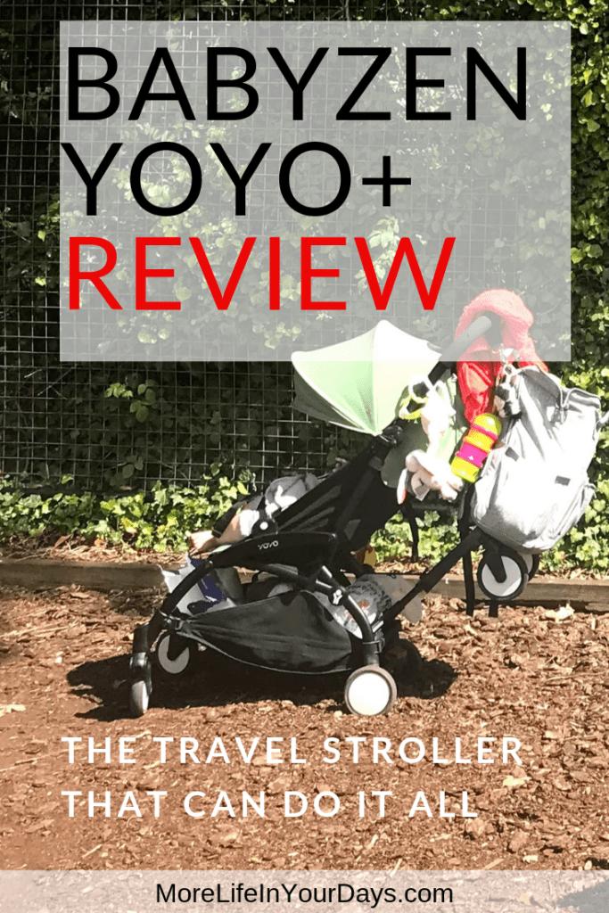 Babyzen Yoyo+ Review Pin