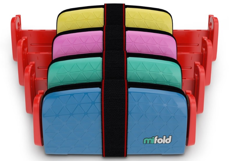Mifold Review 2019 – The Booster Seat You Can Take Anywhere