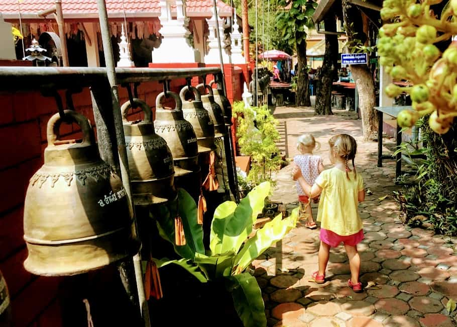 Chiang Mai with Kids-