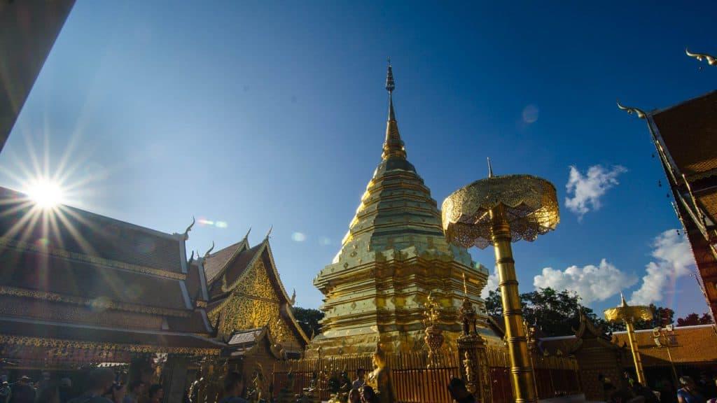 Thailand itinerary - Doi Suthep