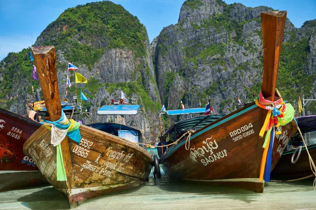 Thailand 10 day Itinerary - Krabi coast and islands