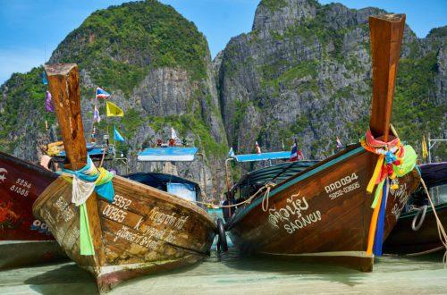 Thailand 10 day Itinerary - Krabi coast and islands