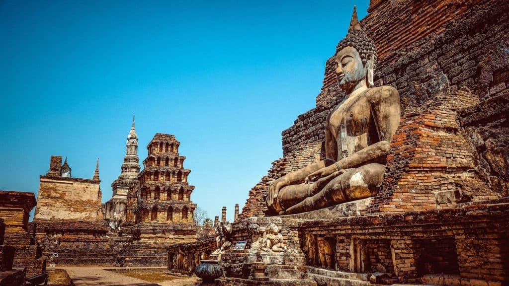 Thailand 10 day itinerary - Ayutthaya