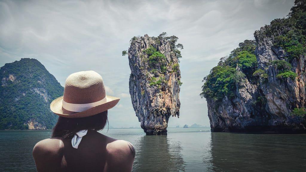 Krabi Itinerary: Phang Nga Bay
