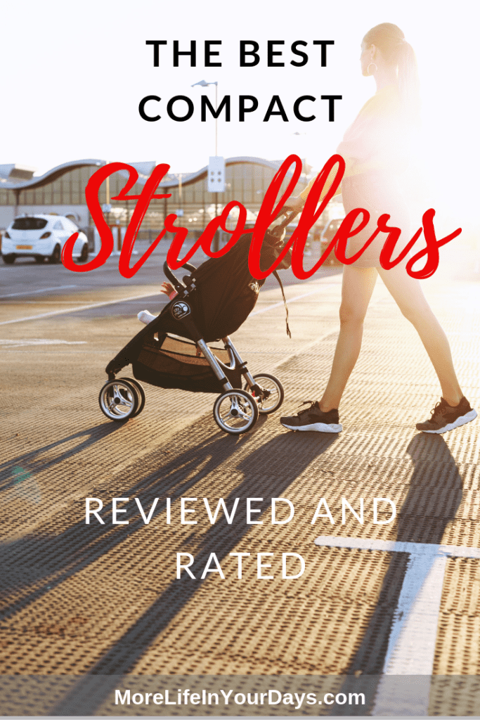 Lightweight travel strollers