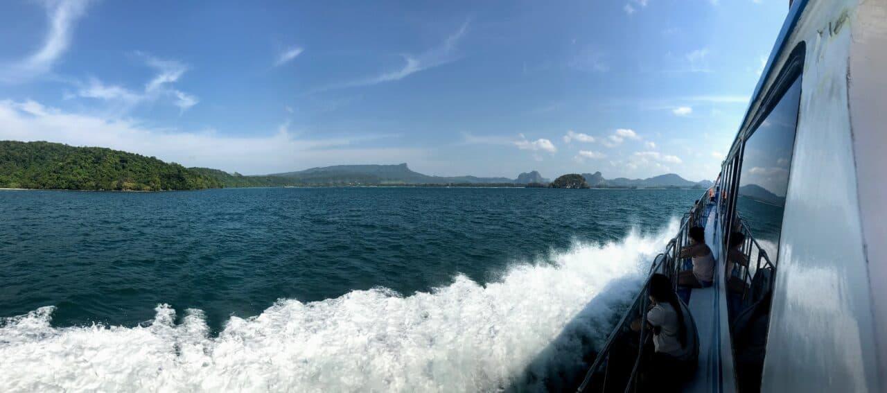 Phuket to Koh Lanta: Ferry, Speedboat or Road?