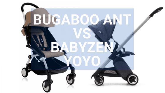 Bugaboo Ant vs Yoyo 2 - Which is Right for You? | MORE ...